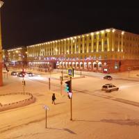 Центр г Норильска Ленинский 24, отель в Норильске