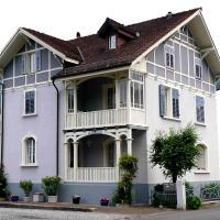 Villa Deck, отель в Бруннене
