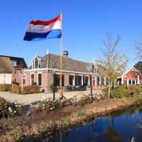 Small Luxury Boutique Hotel Wilma J, hotel in Vinkeveen