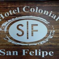 Hotel Colonial San Felipe