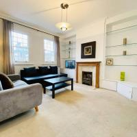 Spacious 2bed Flat 5min to Oxford Circus Regents Park