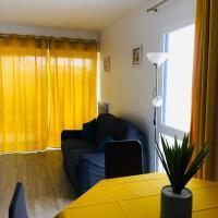 Studio-cabine, au calme, à 5 min à pied du centre ville et de la plage, hôtel à Andernos-les-Bains