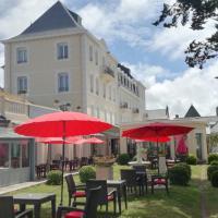 Grand Hôtel de Courtoisville - Piscine & Spa, The Originals Relais (Relais du Silence)