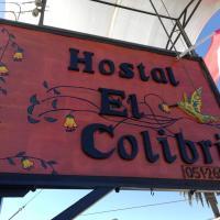 Hostal El Colibri, hotel in Vicuña