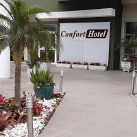 Confort Fronteira Hotel, hotel em Santana do Livramento