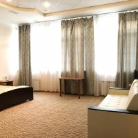 Hotel Olymp, hotel in Sheregesh