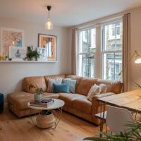 Bright And Stylish 1 Bedroom Flat With Terrace
