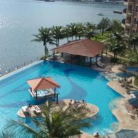 Angra dos Reis - Apartamentos com Vista para o mar OU para piscina Condomínio Porto Bali