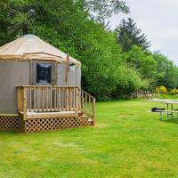 Long beach Camping Resort Yurt 8