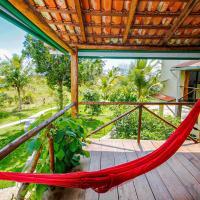 Fazenda Eco-Jardim, hotel in Una