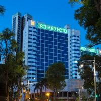 Orchard Hotel Singapore (SG Clean, Staycation Approved)