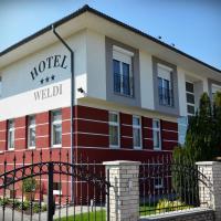Hotel Weldi, hotel en Győr