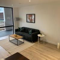 Luxury One Bedroom Stratford Apartment