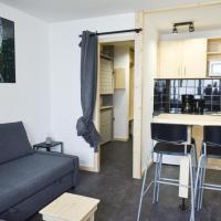 Studio 4 personnes fraichement rénové au pied des pistes à Valfréjus, hotel in Valfréjus