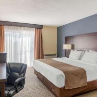 Quality Inn & Suites, hotel em Bathurst
