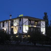 Hotel Doña Sancha, hotel in Covarrubias