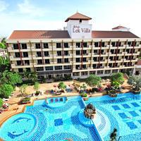 Lek Villa, hotell i Pattaya nord