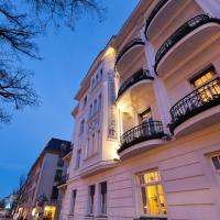 Hotel Herzoghof, отель в Бадене