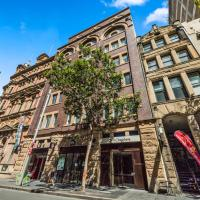YEHS Hotel Sydney QVB