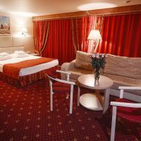 АМАКС Полярная звезда, отель в Новом Уренгое