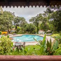 Hotel Bougainvillea Granpa's Inn, hotel in Anjuna