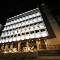 Hotel Noblestay, hotel in Daegu
