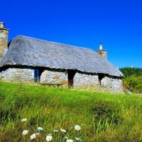 Tigh Lachie at Mary's Thatched Cottages, Elgol, Isle of Skye