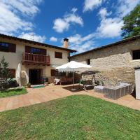 "Casa familiar con jardín ""Arana Etxea"" EBI01207, hotel in Orduña"