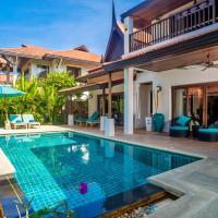 Beachfront Resort Villa Baan Banburee 4BR