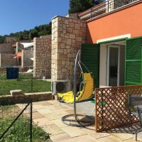 La Casa del Mare : cozy apartment with seaview and garden