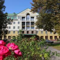 Volkhov, hotel en Veliki Nóvgorod