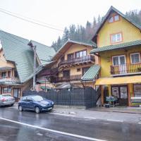 Dalia Căsuță, hotel in Voineasa