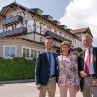 Hotel Seeblick, Hotel in Bernried