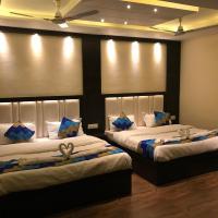 암리차르에 위치한 호텔 Hotel Kabir Residency