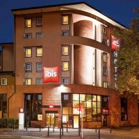 ibis Toulouse Pont Jumeaux, Hotel in Toulouse