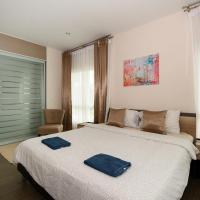 4 BR Saransiri Villa 2#l Pool Gym Garage Netflix, hotel in Ban Bang Khu