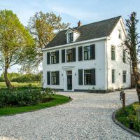 Luxe ruime villa in natuurgebied
