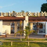 Aparthotel la Música y el Mar, hotel in Maldonado