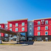 Best Western Plus Airport Inn & Suites, hotel em Saskatoon