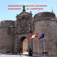 Puerta de Bisagra- CON 2 HABITACIONES