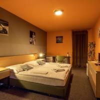 Penzion ER1, hotel ve Zlíně