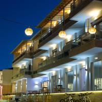 Grand TheoNi Boutique Hotel & Spa – hotel w mieście Vasiliki