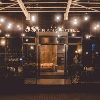 VH Premier AS Tirana Hotel & Meeting Center, hotel in Tirana