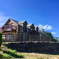 Castleview @ Newton Steading Farm, hotel in Kirriemuir