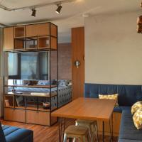 New eco-loft at Vila Madalena (700m to subway)