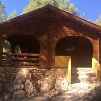 Camping La Puerta, hotel en Moratalla