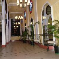 Southern Cross Hotel, hotel in Suva