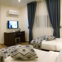 Petra Heart Hotel, hotel v destinaci Wadi Musa