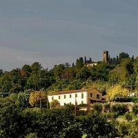 Country Villa La Bella Vista, hotell i Ponte Nuovo