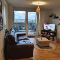 Spacious one bedroom apartment in London